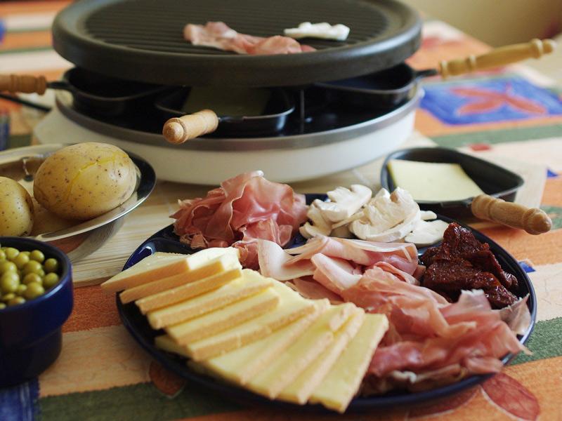 Idées de recettes avec des restes de raclette