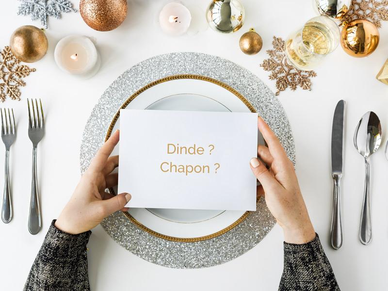 Dinde ou Chapon, quel est le meilleur choix pour vos repas de fête