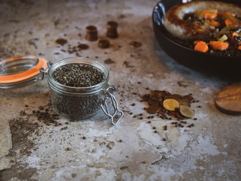 Tradition : Mangez des lentilles le 1er janvier et mettez toutes les chances de votre côté !